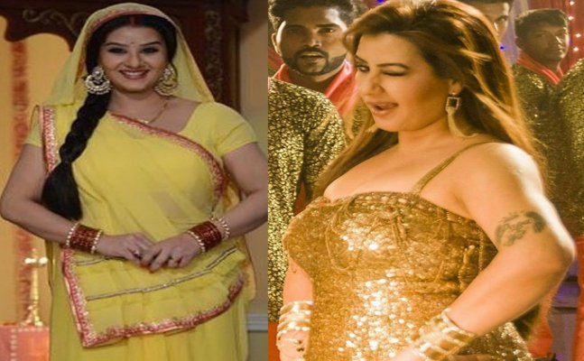 Shilpa Shinde gets back at haters for body shaming her