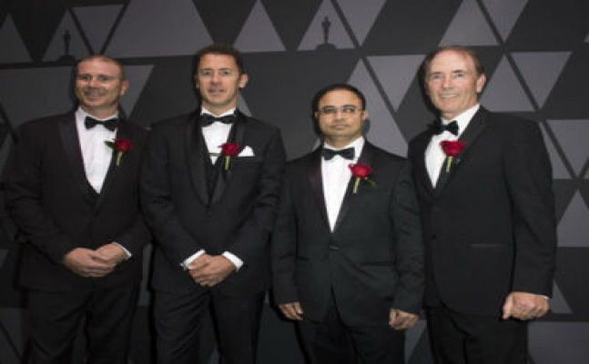Mumbai based engineer, Vikas Sathaye awarded sci-tech Oscar