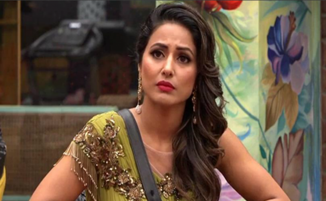 Hina Khan reacts to being accused of jewellery fraud