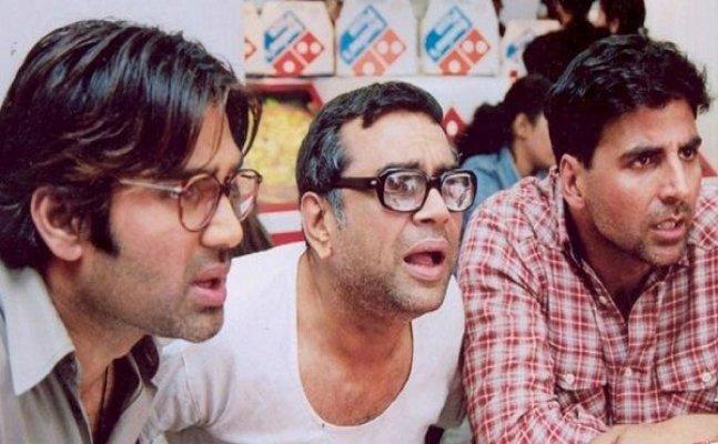 'Hera Pheri 3' renuites Akshay Kumar, Suniel Shetty, Paresh Rawal
