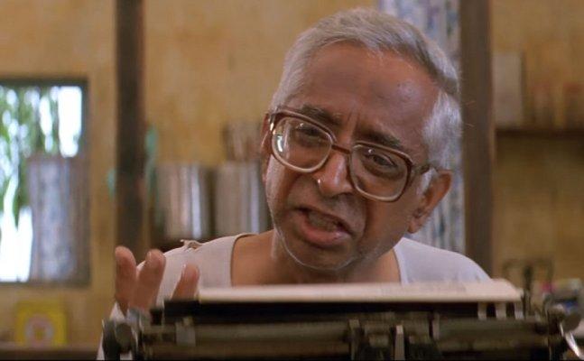 'Lage Raho MunnaBhai' actor  Dr Hemu Adhikari is no more