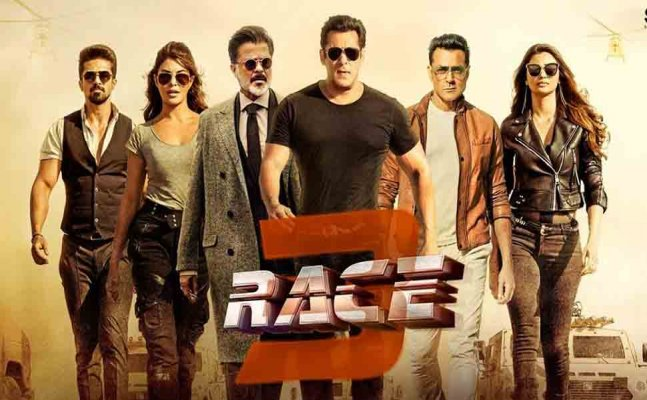 'Race 3' Box Office collection 'Day 5': Salman Khan's movie earns Rs. 12.05 crore