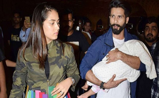 Alia Bhatt to Prety Zinta; Celebs wish Shahid-Mira for their baby boy