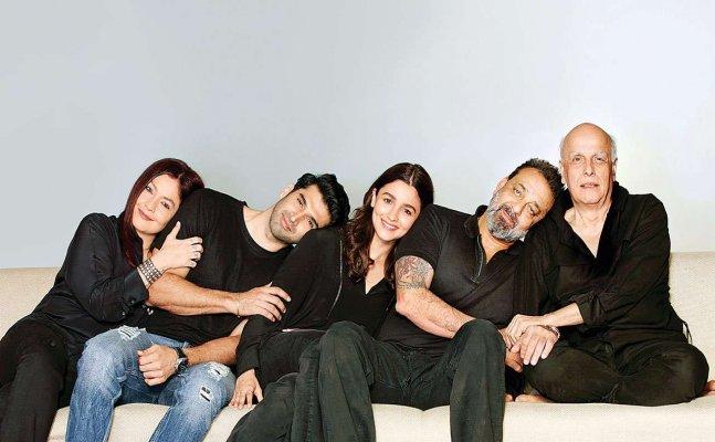 Alia Bhatt announces 'Sadak 2' on daddy Mahesh Bhatt's birthday