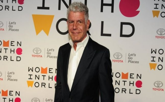Celebrity chef Anthony Bourdain found dead in his hotel room