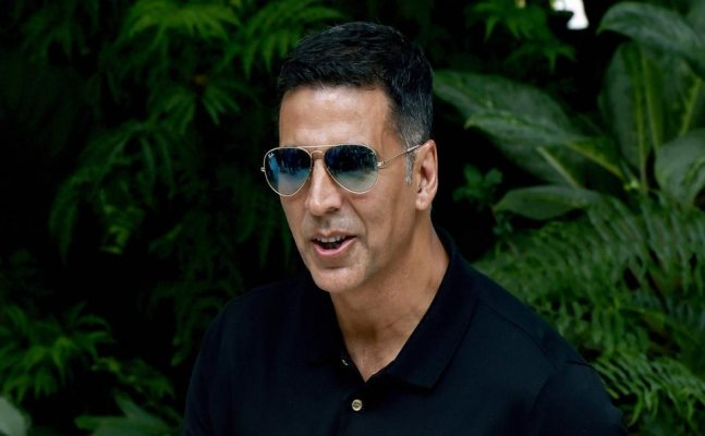 Akshay Kumar ranks 4th on Forbes World's Highest Paid Actors 2019 list
