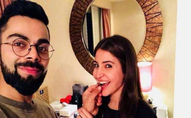 Virat Kohli on watching Anushka's 'Sui Dhaaga': So proud my love