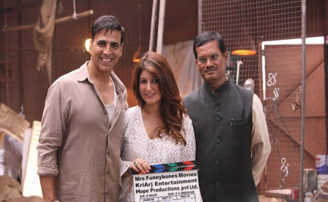 After Pad Man, Twinkle Khanna produces another film on menstruation