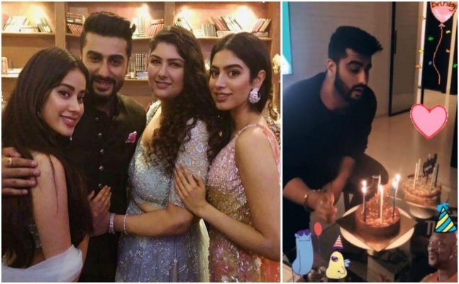 Janhvi Kapoor's birthday wish for Arjun 'bhaiya' will make him overwhelming