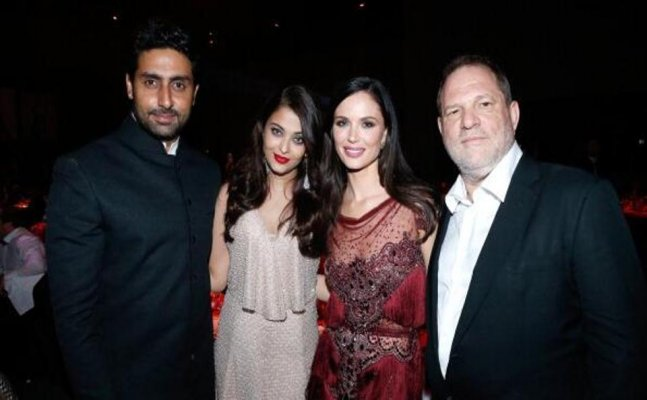 Harvey Weinstein made sexual advances for Aishwarya; claims former manager of actress