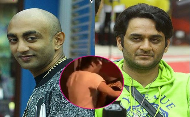 Bigg Boss 11: Vikas Gupta forcibly KISS Akash Dadlani?