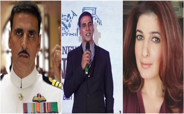 Akshay Kumar defends wife Twinkle Khanna in the Rustom uniform controversy