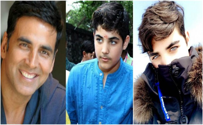 Akshay Kumar posts a special birthday wish for son Aarav