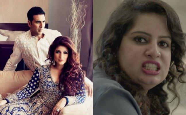 Akshay-Mallika controversy: Twinkle Khanna posts two