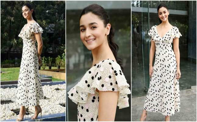 Alia Bhatt's floral dress costs approx Rs 3 lakh!