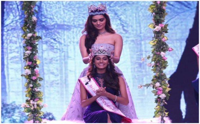 All you need to know about Anukreethy Vas, Femina Miss India 2018