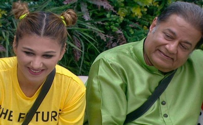 Bigg Boss 12: Jasleen was pregnant with Anup Jalota's child, claims model