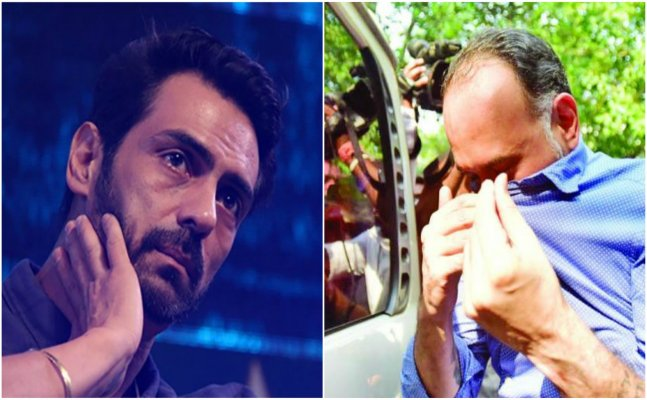 Arjun Rampal's brother-in-law charged for molesting an air hostess