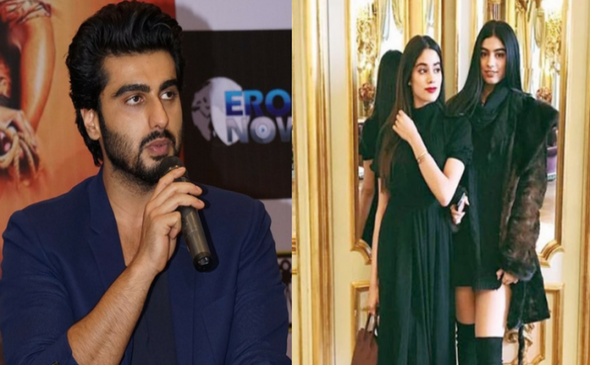 Arjun Kapoor moving in with Jahnvi and Khushi Kapoor?