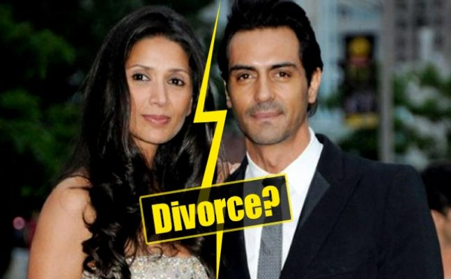 Arjun Rampal-Mehr Jesia CONFIRM their separation