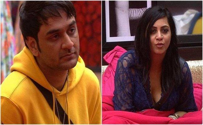 Arshi Khan got evicted; Vikas Gupta is first semi-finalist