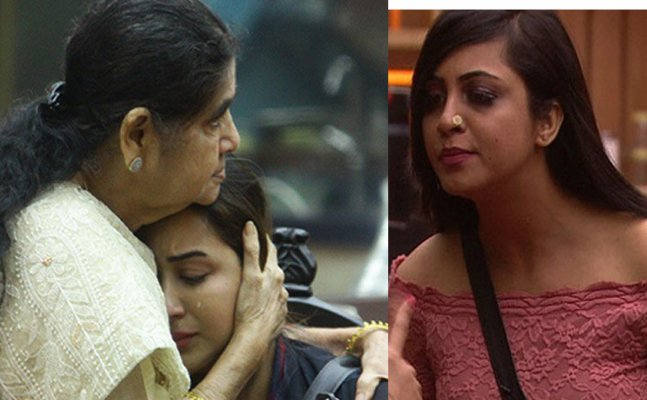 Bigg Boss 11: Shilpa's mom is HURT because of Arshi