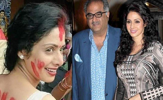 Boney Kapoor posts Sridevi's emotional video on wedding anniversary