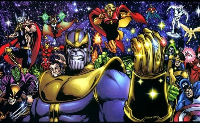 Avengers Infinity War is mosaic of these comics you shouldn't miss