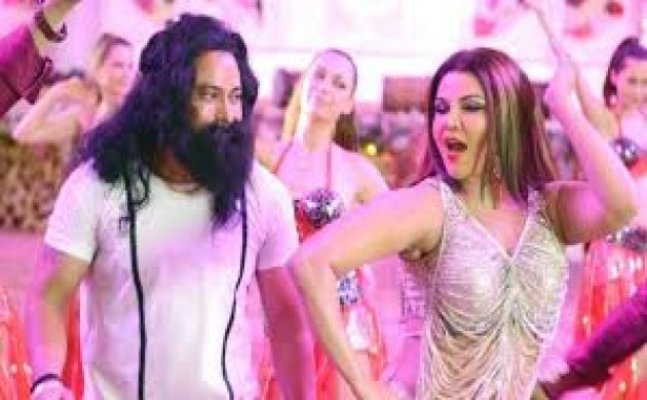 Making of Baba Ram Rahim's biopic starring Rakhi Sawant take the internet by storm!