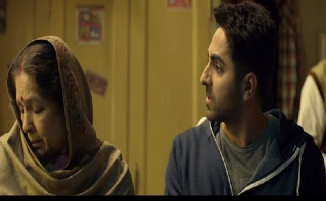 Badhaai Ho Trailer: Ayushmann Khurrana's quirky comedy deals with parents' untimely pregnancy