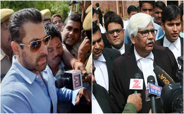Salman Khan's lawyer receives death threats, gets police protection