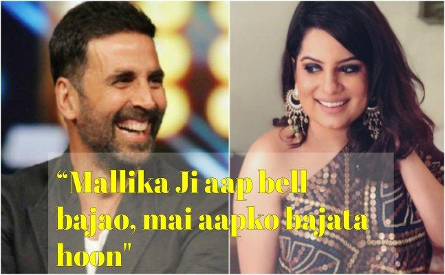 Mallika Dua's father Vinod Dua fumed over Akshay Kumar's vulgar joke