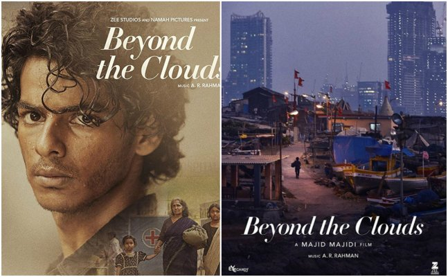 Ishaan Khattar's debut film 'Beyond The Clouds' trailer looks extremely intense