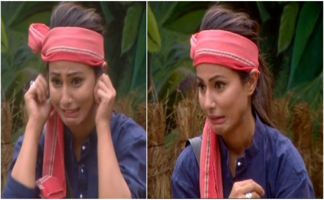 Bigg Boss EPIC reply on Hina's misbehavior is HILARIOUS