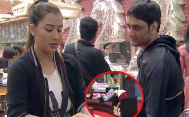 BB 11: Vikas Gupta saved Shilpa Shinde from her OOPS moment