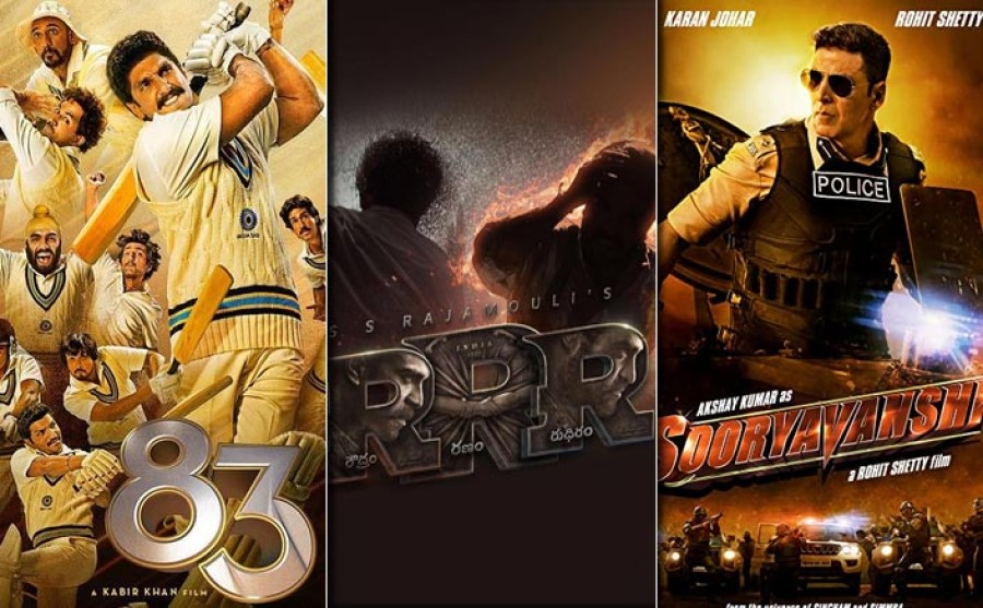 Indian box office likely to make Rs2,000 crore in 2021