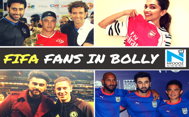 Meet Bollywood celebs who are Football freaks #FIFA2018