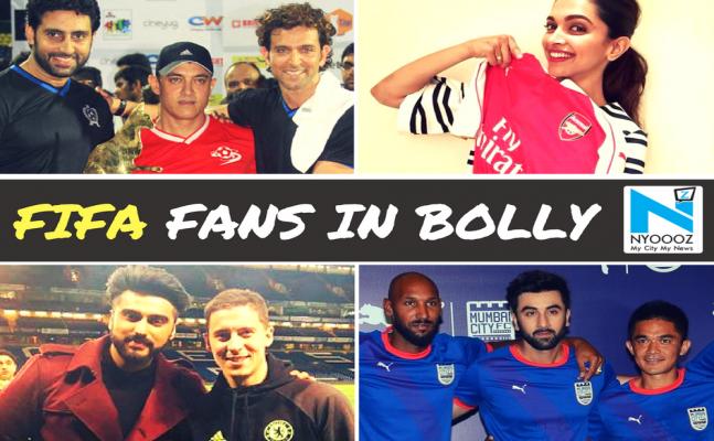 Meet Bollywood celebs who are Football freaks #FIFA2018