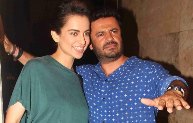 Kangana pens down thank you note for Vikas Bahl, years after accusing him of improper behaviour