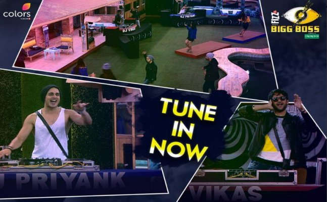 BB 11 episode 62: Arshi danced for Vikas Gupta; Akash goes shirtless