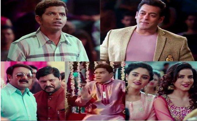 'Dus Ka Dum' new promo: Salman talks about gossipmongers in 'Shaadis'