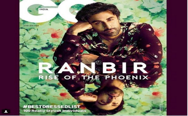 Ranbir Kapoor's latest GQ magazine photoshoot will make your heart beat fast