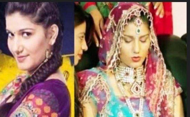 Bigg Boss 11:  Sapna Choudhary's wedding pics are breaking the internet