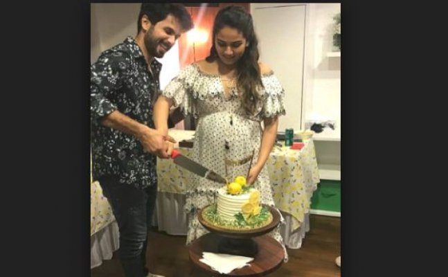 Sneak peek inside Mira Rajput's baby shower