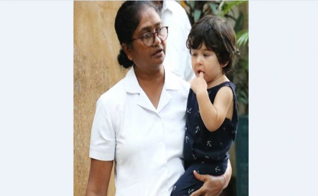 Taimur's nanny's salary will BLOW your mind!