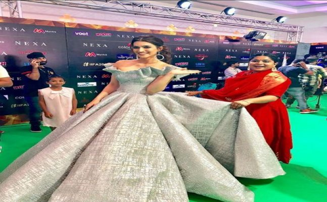 IIFA 2018 Day 3: Kriti Sanon looked gorgeous as ever