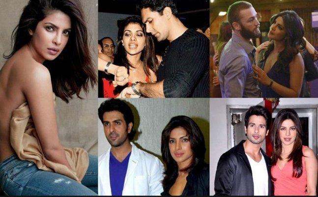 Here is the list of Priyanka Chopra's secret affairs apart from Nick Jonas