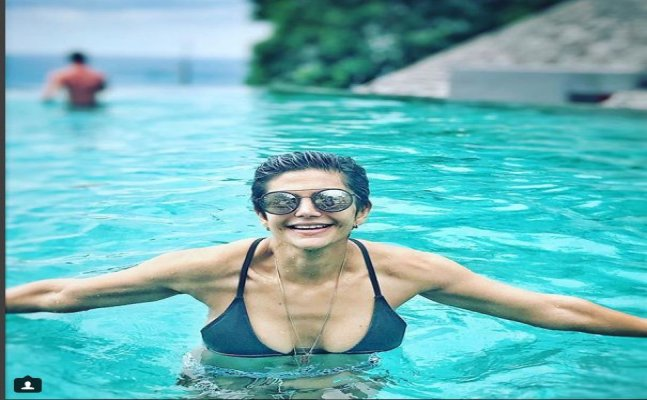 Hotness Personified! Mandira Bedi feels fabulous in Phuket