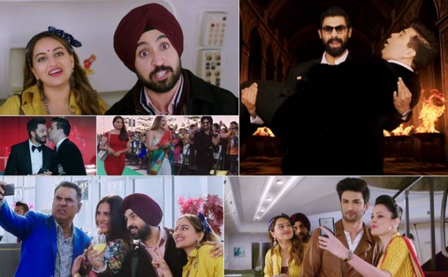 Diljit Dosanjh's latest song 'Pant men lagi aag' in 'Welcome To New York' lands him in legal trouble