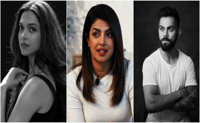 Priyanka congratulates Deepika and Virat for this reason